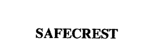 mark for SAFECREST, trademark #75430762