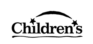 mark for CHILDREN S, trademark #75440192