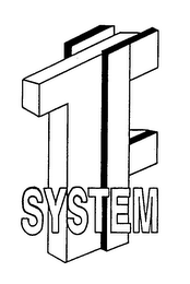 mark for TF SYSTEM, trademark #75441029