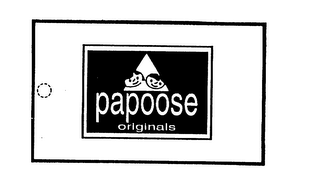 mark for PAPOOSE ORIGINALS, trademark #75445933