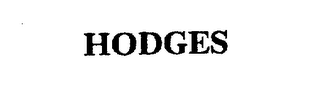 mark for HODGES, trademark #75456217