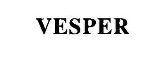 mark for VESPER, trademark #75462740