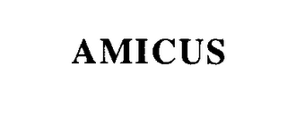 mark for AMICUS, trademark #75462744