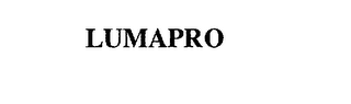 mark for LUMAPRO, trademark #75463745