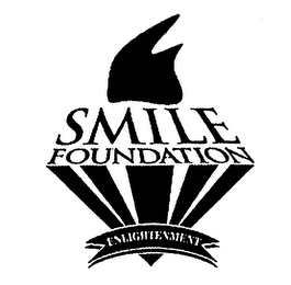 mark for SMILE FOUNDATION ENLIGHTENMENT, trademark #75464767