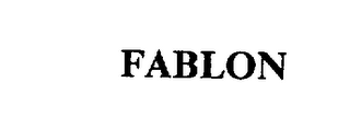 mark for FABLON, trademark #75477061