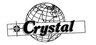 mark for CRYSTAL, trademark #75478379