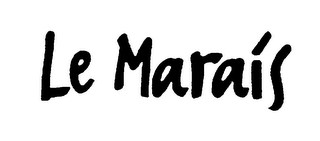 mark for LE MARAIS, trademark #75479362