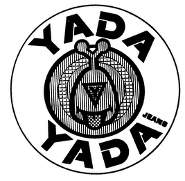 mark for Y YADA YADA JEANS, trademark #75480403