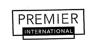 mark for PREMIER INTERNATIONAL, trademark #75483285