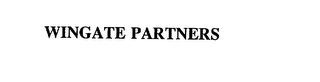 mark for WINGATE PARTNERS, trademark #75485776