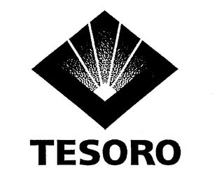mark for TESORO, trademark #75488113