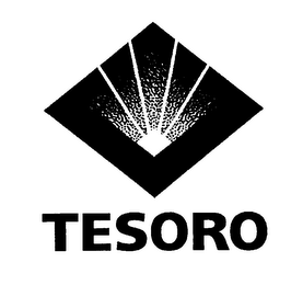 mark for TESORO, trademark #75488127