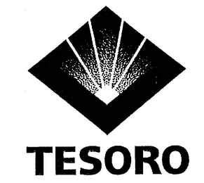 mark for TESORO, trademark #75488132