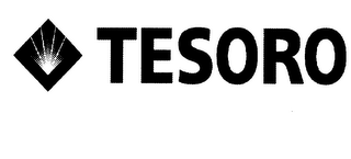 mark for TESORO, trademark #75488254