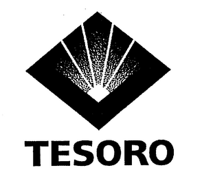 mark for TESORO, trademark #75489869