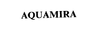 mark for AQUAMIRA, trademark #75492050