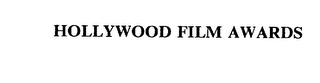mark for HOLLYWOOD FILM AWARDS, trademark #75495759