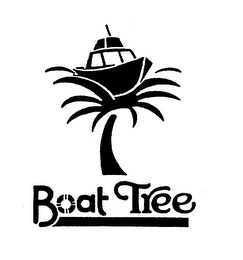 mark for BOAT TREE, trademark #75498873