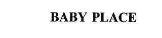 mark for BABY PLACE, trademark #75510401