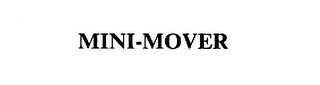 mark for MINI-MOVER, trademark #75510861