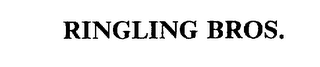 mark for RINGLING BROS., trademark #75511189
