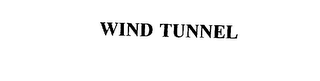 mark for WIND TUNNEL, trademark #75513855