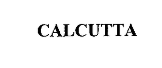 mark for CALCUTTA, trademark #75516620