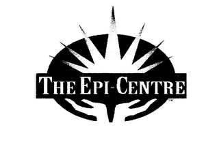 mark for THE EPI-CENTRE, trademark #75517972