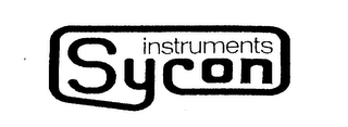 mark for SYCON INSTRUMENTS, trademark #75518452