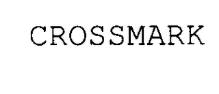 mark for CROSSMARK, trademark #75520209