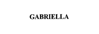 mark for GABRIELLA, trademark #75522422
