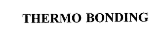 mark for THERMO BONDING, trademark #75524186