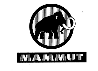 mark for MAMMUT, trademark #75525353
