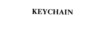 mark for KEYCHAIN, trademark #75527309