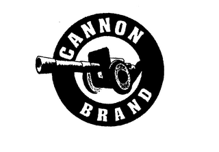 mark for CANNON BRAND, trademark #75529148