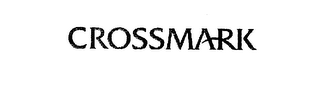 mark for CROSSMARK, trademark #75533335