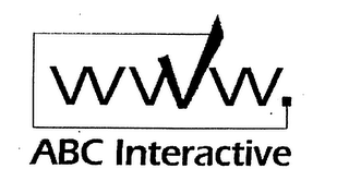 mark for WWW.ABC INTERACTIVE, trademark #75537294