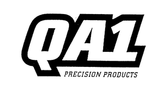 mark for QA1 PRECISION PRODUCTS, trademark #75546366