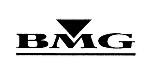 mark for BMG, trademark #75553126