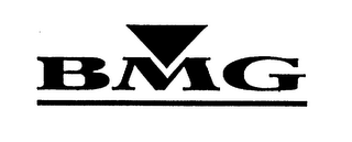 mark for BMG, trademark #75553184