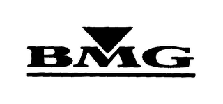mark for BMG, trademark #75553627