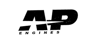 mark for AP ENGINES, trademark #75554628