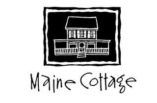 mark for MAINE COTTAGE, trademark #75554704