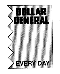 mark for DOLLAR GENERAL EVERY DAY, trademark #75556288