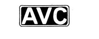 mark for AVC, trademark #75557844