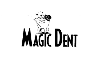 mark for MAGIC DENT, trademark #75567493