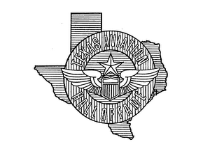 mark for TEXAS AVIATION HALL OF FAME, trademark #75567909