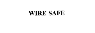 mark for WIRE SAFE, trademark #75570795