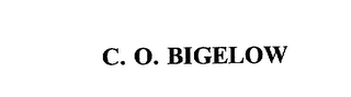 mark for C. O. BIGELOW, trademark #75570891